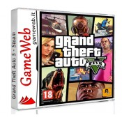 Grand Theft Auto (GTA) 5 - STEAM CDkey