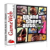 Grand Theft Auto (GTA) 5 - Rockstar CDkey