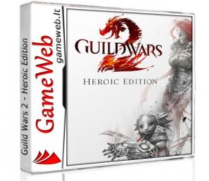 Guild Wars 2 EU - Heroic Edition