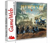 Heroes 3 - HD Edition STEAM CDkey