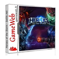 Heroes of the Storm - Starter Pack - battle.net CDkey