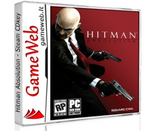 Hitman Absolution - STEAM CDkey