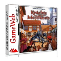 Knights and Merchants - STEAM CDkey
