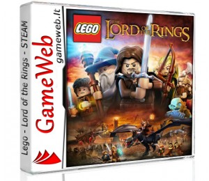 Lego Lord of The Rings - STEAM CDkey