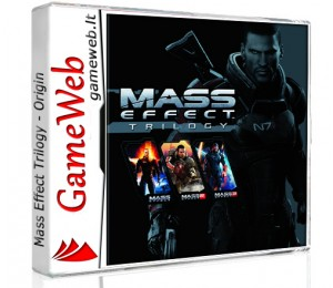Mass Effect Trilogy - Origin CDkey