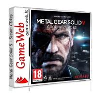 Metal Gear Solid 5 - Ground Zeroes EU - Steam