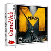 METRO : Last Light (LIMITED) - Steam CDkey