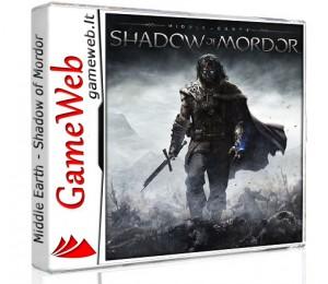 Middle Earth - Shadow of Mordor - Steam CDkey