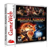 Mortal Kombat - Komplete Edition - STEAM (N-18)