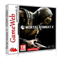 Mortal Kombat X (Premium Edition) + GORO DLC - STEAM CDkey