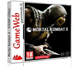 Mortal Kombat X - STEAM CDkey