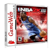 NBA 2K15 - Steam CDkey EU