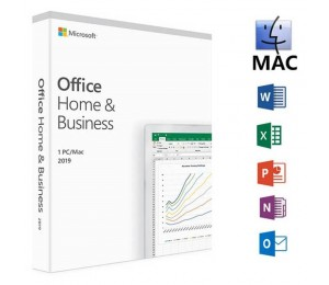 Microsoft Office 2019 Home/Business Edition (MAC)