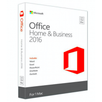 Microsoft Office 2016 Home/Business Edition (MAC)