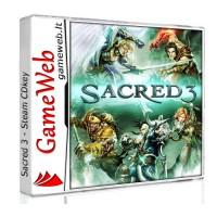 Sacred 3 + Bonusai EU - Steam CDkey