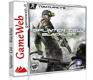 Tom Clancy's Splinter Cell - Blacklist EU (Upper Echelon Edition)