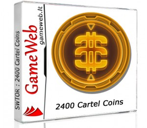 Star Wars The Old Republic : 2400 Cartel Coins