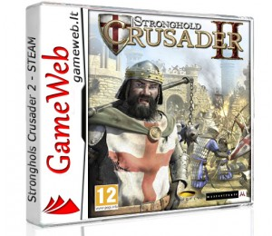 Stronghold Crusader 2 EU - STEAM CDkey