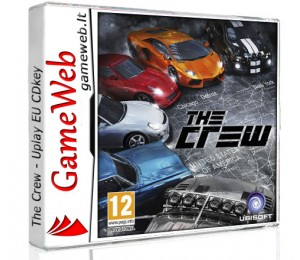 The Crew EU - Uplay CDkey