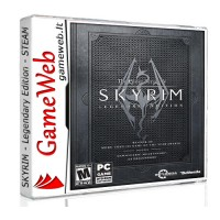 The Elder Scrolls Skyrim - Steam CDkey