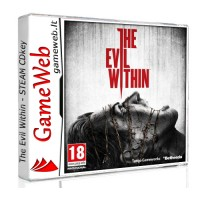 The Evil Within EU - STEAM CDkey