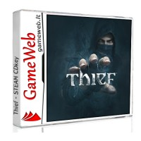 Thief EU - Steam CDkey + Bank Heist DLC