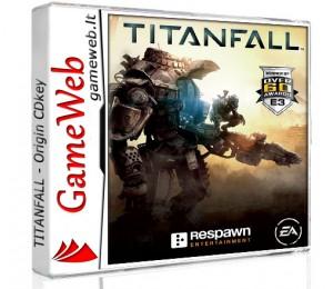 Titanfall EU - Origin CDkey