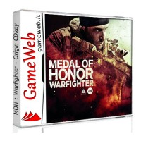 Medal of Honor : Warfighter Standard - Origin CDkey