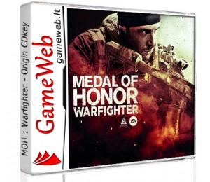 Medal of Honor : Warfighter Standard - Origin CDkey