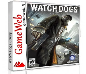 Watch Dogs EU - Uplay CDkey