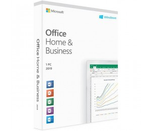 Microsoft Office 2019 Home / Business Edition
