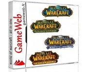 World of Warcraft Classic + TBC + WOTLK + Cataclysm + 30d