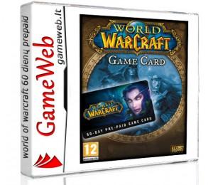 World of Warcraft 60 dienų papildymas - EU