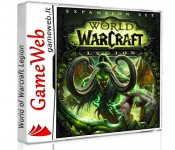 World of Warcraft Legion EU + 100 lvl boost (battle.net key)