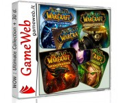 World of Warcraft : Ultimate Collection (+30 dienų) - EU