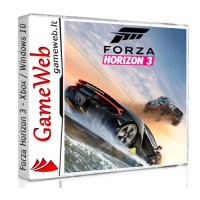 Forza Horizon 3 - Xbox One / Windows 10 CDkey
