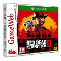Red Dead Redemption 2 - Xbox Live CDkey