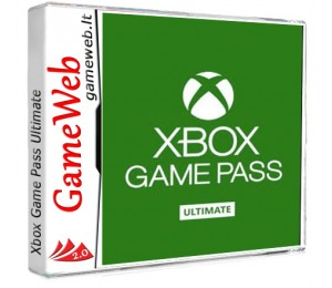Xbox Game Pass Ultimate - 30 dienu