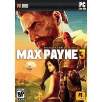 Max Payne 3 EU - STEAM