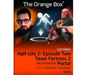 Orange Box - STEAM CDkey