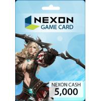 Nexon EU NXcash 5000