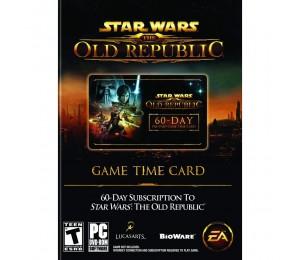 Star Wars The Old Republic - 60d. prepaid