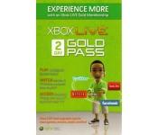 Xbox Live Gold 2 dienų