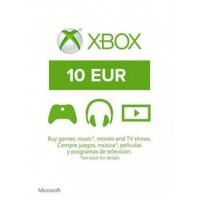 Xbox Live - 10 euro papildymas